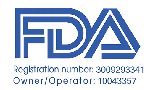 Audit took place by the FDA